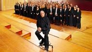 Hamburger Symphoniker proben Britten