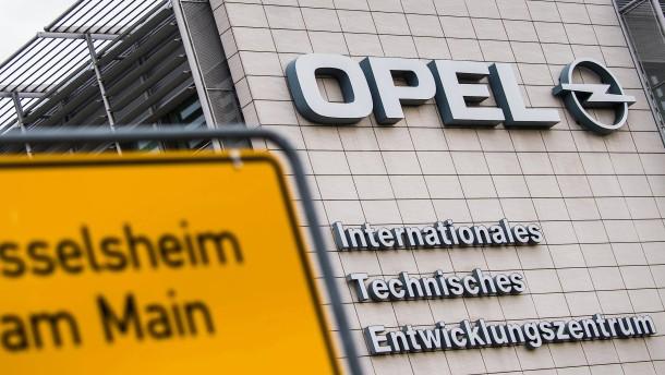 Opel-Mitarbeiter sollen nicht mit der Presse reden