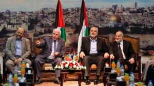 Hamas und Fatah wollen gemeinsame Regierung bilden