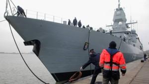 Was unsere Marine im Mittelmeer leisten kann