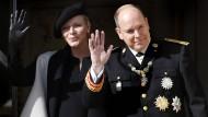 Wegen dieses Paares durchlebt die Klatschpresse schwere Zeiten: Fürstin Charlene von Monaco und Fürst Albert II. haben immer noch keine Bilder ihrer kleinen Zwillinge herausgegeben.