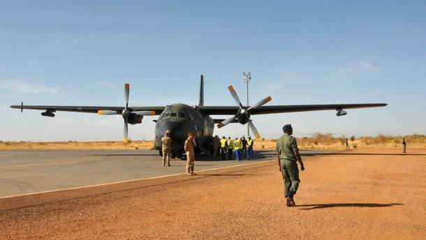 Berlin will Engagement in Afrika angeblich ausweiten