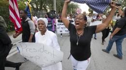 Haitianer in Miami entsetzt über Trump