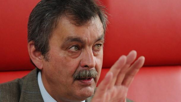 Stuttgarter Polizeipräsident tödlich verunglückt