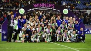VfL Wolfsburg wiederholt den Triumph