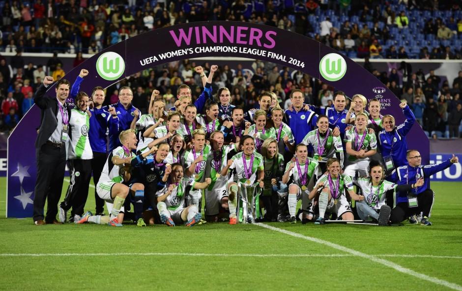damenfußball champions league