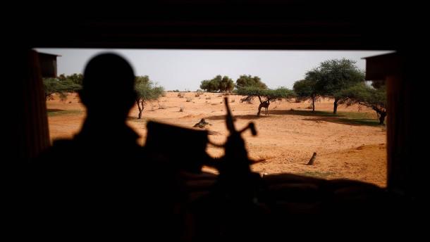UN-Blauhelmsoldat im Norden Malis bei Explosion getötet