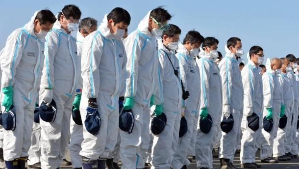 Japan gedenkt der Opfer