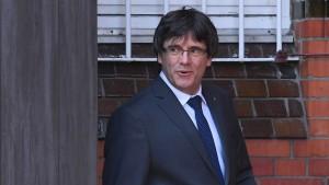 Puigdemont besucht JVA in Neumünster