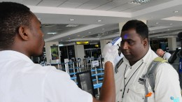 Ebola schwappt vom Kongo über
