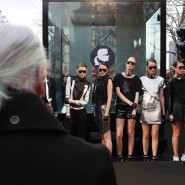 Karl Lagerfeld Der Kaiser Fur Alle Mode Faz