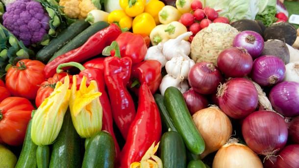 2012 gute Gemüseernte in Niedersachsen
