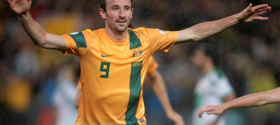 Wm Qualifikation Kennedy Kopft Australien Nach Brasilien