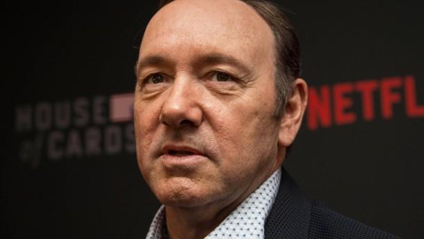 Netflix feuert Kevin Spacey