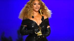 Beyoncé schreibt Grammy-Geschichte