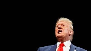 Empörung nach Trumps Aufruf zu Ermittlungen gegen Biden in China