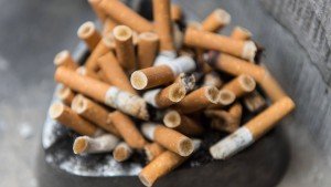 Tabakwerbeverbot kommt voran