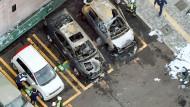 Explosionen in Japan waren wahrscheinlich Anschläge