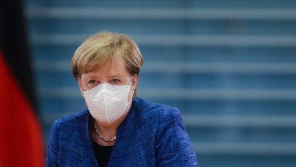 Merkel berät am Mittwoch mit Ministerpräsidenten zu Beschränkungen