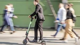 Der Wettlauf um deutsche Straßen beginnt