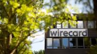 Die Wirecard-Zentrale in Aschheim bei München.