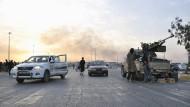 """So wie es für Mossul (Archivfoto) geplant ist, soll auch Raqqa bald nicht mehr in der Hand des """"Islamischen Staates"""" sein."""