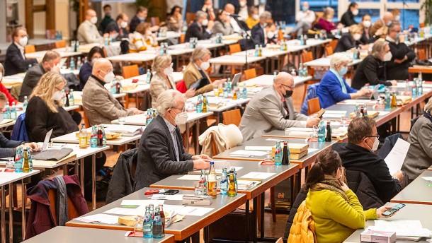 Vielfalt im Stadtparlament geht anders
