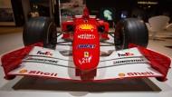 Schumachers Ferrari wird versteigert