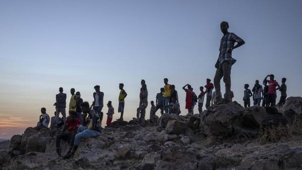 Äthiopischer Regierungschef ordnet Offensive auf Regionalhauptstadt an