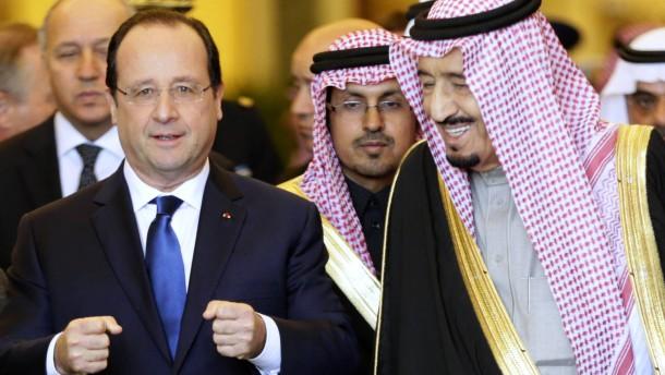 Frankreich und Saudi-Arabien rüsten Libanons Armee auf