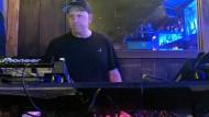 In seiner Freizeit DJ: David Solomon