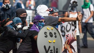 Eine Spirale der Gewalt