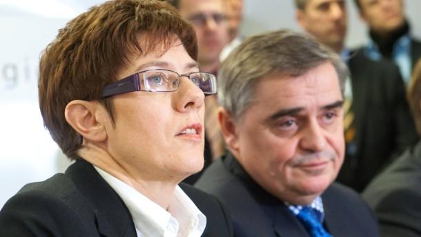"""Nun eine """"sozialdemokratische"""" Koalition"""