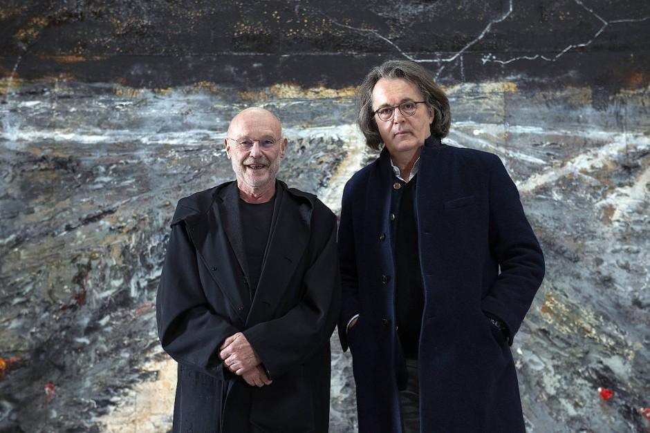 Anselm Kiefer und Pascal Dusapin