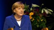 Merkel trifft in Australien ein