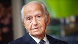 Abi-Zeugnis für 98 Jahre alten Holocaust-Überlebenden