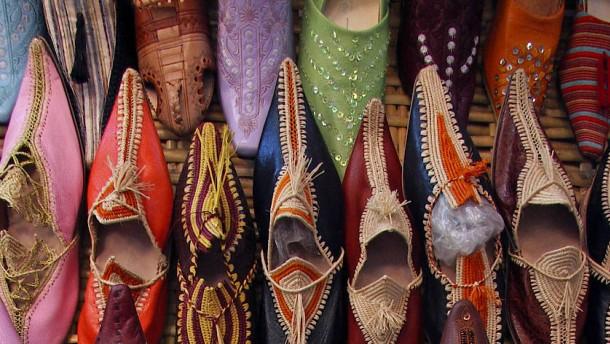 Pantoffelhelden aus dem Orient