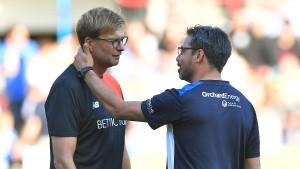 Ein deutsches Trainer-Duell in Liverpool