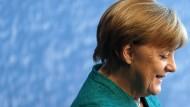 Merkel will Jamaika-Bündnis mit FDP und Grünen