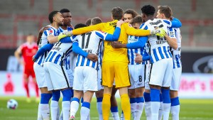 Hertha BSC muss in Quarantäne