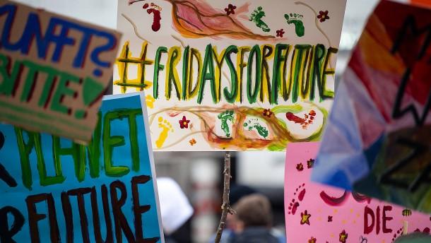 Doch keine Bußgeldbescheide für klimastreikende Schüler