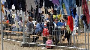 Der Scherbenhaufen deutscher Asylpolitik