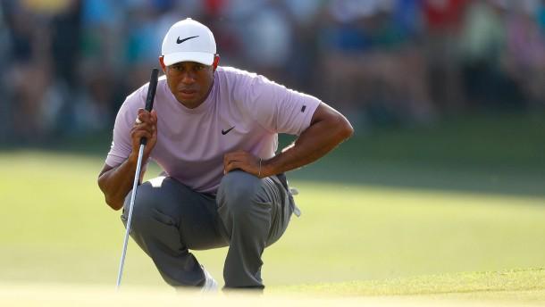 Tiger Woods will es noch schaffen