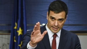 König Felipe nominiert Sozialisten Sánchez