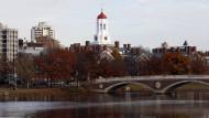 Harvard um zwei Milliarden Dollar ärmer
