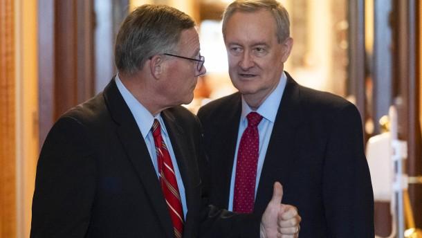 Warum die Republikaner eine Wahlrechtsreform blockieren