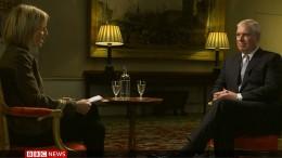 Prinz Andrew erklärt sich – und auch nicht