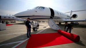 Privatflugzeuge werden wieder beliebt