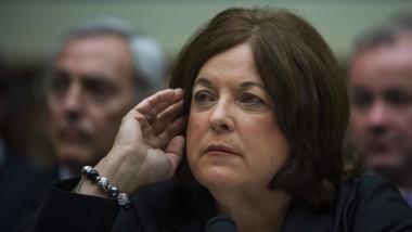 Erst peinliche Fragen, dann der schnelle Rücktritt: Julia Pierson