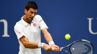 Novak Djokovic im Halbfinale der US Open